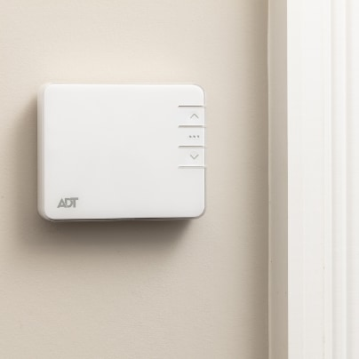 Florence smart thermostat adt